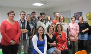 Photo de Groupe lors de la 1ère réunion